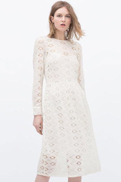 Zehn wunderschöne weiße Sommerkleider unter 100 Euro ...