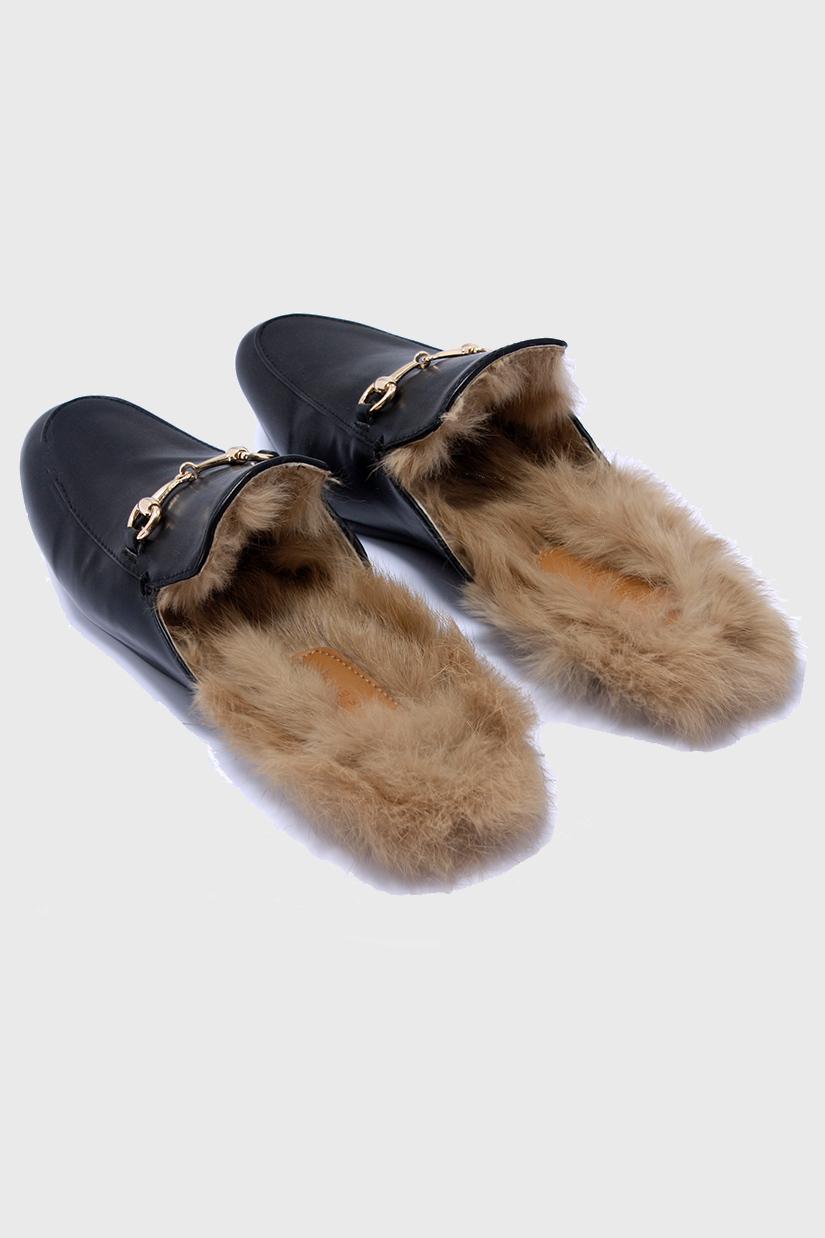 nein diese slipper sind nicht von gucci tr s click. Black Bedroom Furniture Sets. Home Design Ideas