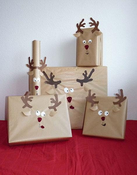 f nf ideen wie wir mit paketpapier unsere geschenke. Black Bedroom Furniture Sets. Home Design Ideas