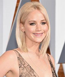 Hot or not? Jennifer Lawrence hat einen platinblonden Long Bob! - Très Click