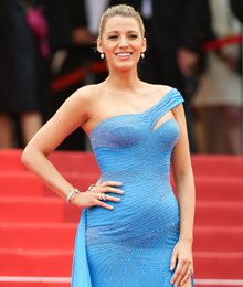 Blake Lively  attends 'The BFG ' premiere during the 69th annual Cannes Film Festival