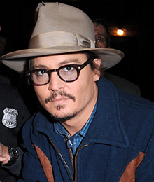 Archive Photos: Johnny Depp