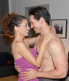 Philip Christopher und Nadine Menz verlassen GZSZ.