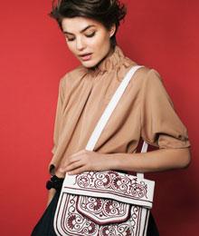 Das ist die perfekte Handtasche für den Herbst.