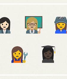 Gleichberechtigung jetzt auch bei Emojis
