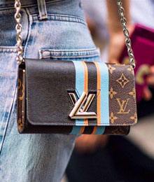 So kommt ihr an eine günstige Louis Vuitton.