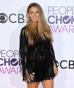 Blake Lively bei den People's Choice Awards 2017.
