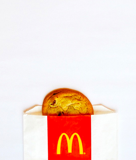 McDonald's Cookie