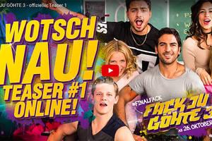 Der erste Trailer zu Fack Ju Göhte 3 ist da.