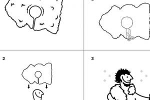 """IKEA stellte jetzt eine DIY-Anleitung zu Jon Snows Fell in """"Game of Thrones"""" bereit."""