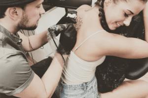 Sarah Lombardi hat ein neues Tattoo.