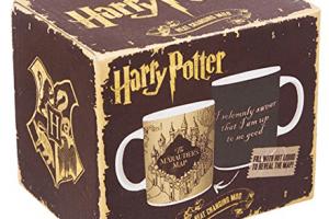 """""""Harry Potter""""-Tasse, die ihre Farbe wechseln kann."""