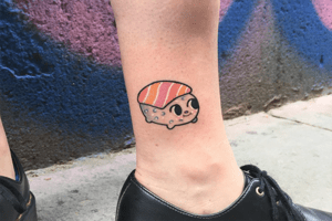 Sushi-Tattos gehen momentan viral