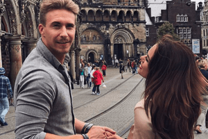Bachelorette-Jessi und David sind gerade beide in Berlin – aber NICHT zusammen!
