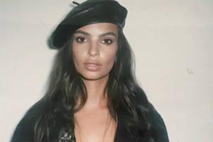 """Emily Ratajkowski wurde vom französischen Magazin """"Madame Figaro"""" gephotoshopt – und sie ist enttäuscht."""