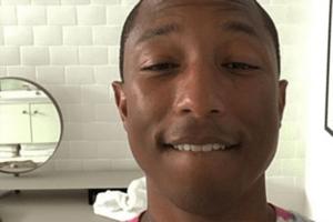 OMG! Darum sieht Pharrell Williams immer noch aus wie ein Teenie