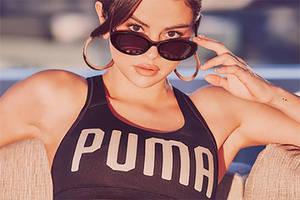 Selena Gomez startet zusammen mit Puma eine Kampagne.