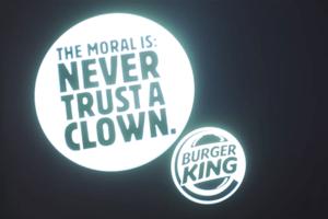 Burger King schießt gegen McDonald's – und zwar auf die witzigste Art EVER