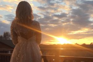 GZSZ-Star hat geheiratet: Iris Mareike Steen heiratet am Wochenede im kleinen Kreis ihren Kevin