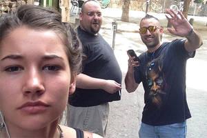 Noa Jansma wehrt sich gegen die Anmachen von Männern auf der Straße.