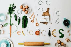 Schmuck-Kollektion für Food-Liebhaber! Es gibt jetzt Nudeln als Kettenanhänger