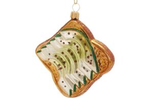 Alternative Christbaum Ornamente für alle die Essen zu sehr lieben