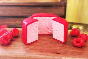 Käsekuchen gibt es jetzt auch in Pink und mit Prosecco.