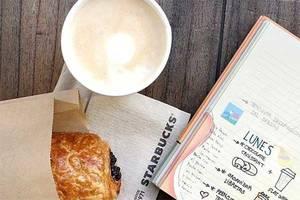 Starbucks bietet Backwaren von Princi an.
