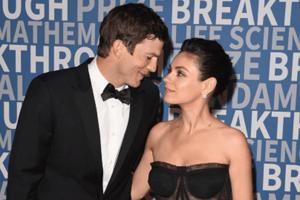 Ashton Kutcher und Mila Kunis Red-Carpet-Comeback nach 17 Jahren