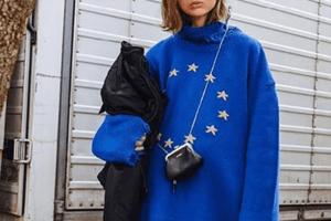 Pullover mit EU-Logo erobern die Fashion-Welt und haben eine starke Message