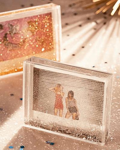 Süße Geschenke für bis zu 10 € - Bilderrahmen