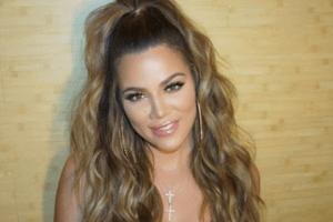 SO emotional verkündet Khloé Kardashian ihre Schwangerschaft