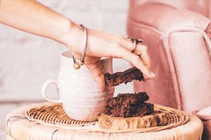 Perioden-Brownies enthalten Hormone und sollen gegen PMS helfen