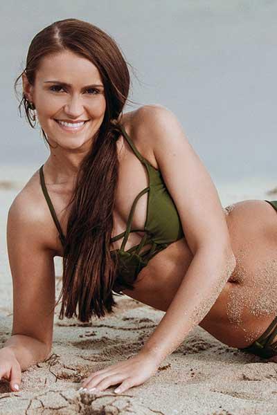 Bachelor 2018: Alina beim sexy Bikini-Shooting