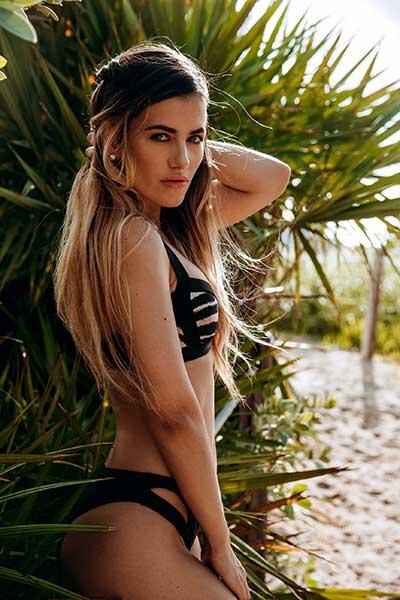Bachelor 2018: Roxana beim sexy Bikini-Shooting