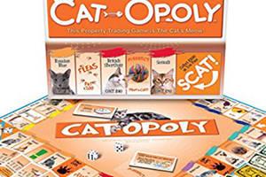 Aaaah, es gibt Monopoly mit Katzen und wir wollen es unbedingt haben!