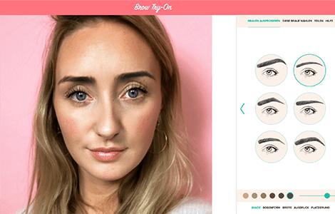 Augenbrauen-App von Benefit: So findest du die perfekte Braue für dich