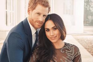 Prinz Harry und Meghan Markle: Ihre Liebesgeschichte soll verfilmt werden