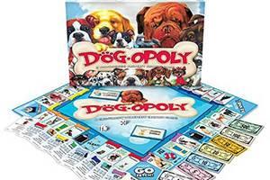 An alle Hundeliebhaber: Monopoly hat jetzt ein haariges Upgrade bekommen!