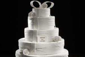 Vera Wang und Ladurée designen Hochzeitstorten