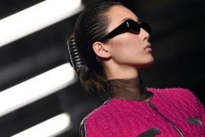Alexander Wang Fashion Week New York: Haarklammern sind zurück