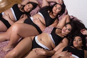 Bodypositive: Diese Models stellen Kardashian-Kampagne für Calvin Klein nach