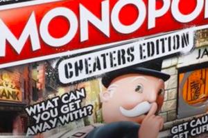 Bald gibt es Monopoly extra für Cheater und wir fangen schon mal an Pläne zu schmieden