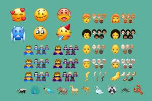 OMG! Apple bringt 157 neue Emojis raus