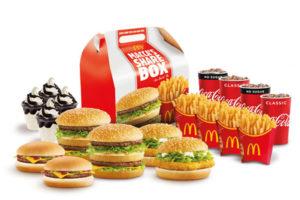 OMG! Die McDonald's Family Box ist alles, was wir jemals von Mecces wollten