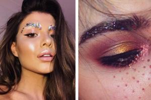 Glitterbrows