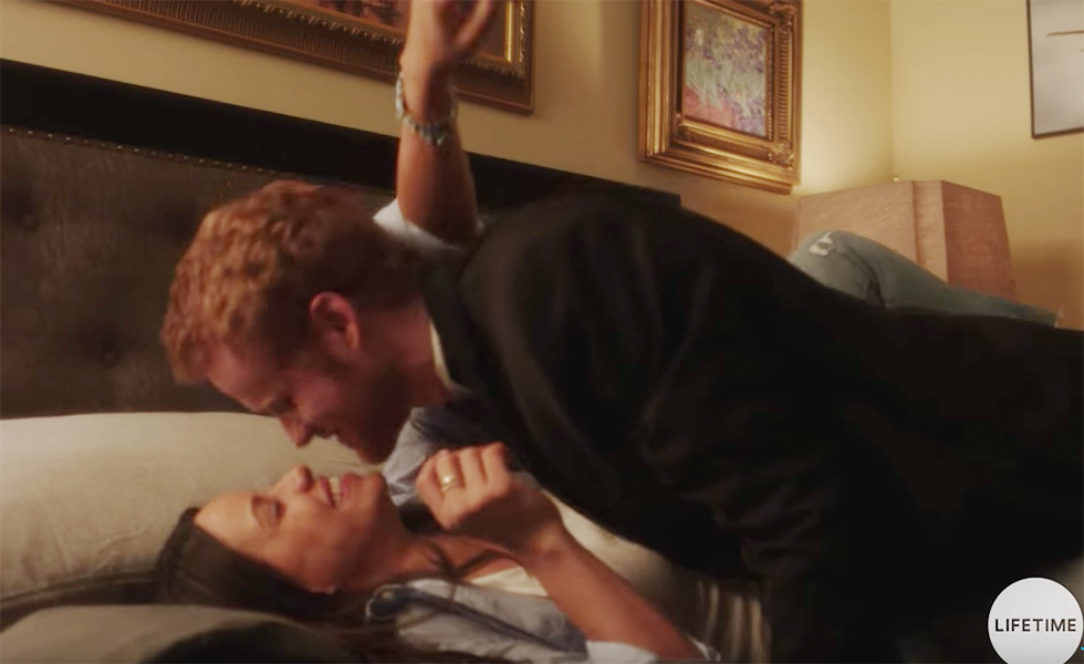 """Hier geht's zum Trailer """"Harry & Meghan: A Royal Romance"""""""