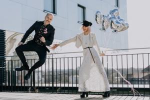 Soo cool! Wir können jetzt auch Hochzeitskleider bei H&M shoppen