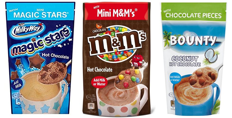 Das sind die neuesten Schokoladen-Drinks