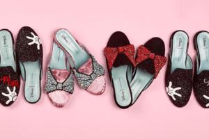 Diese Minnie Mouse-Schuhe sind ALLES, was Disney-Fans diesen Frühling brauchen